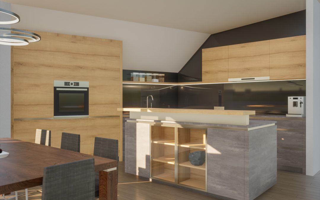 Küche St. Johann